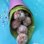 Frìtole-crespelle dolci tipiche del veneto