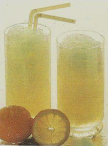 Granita di limone siciliana