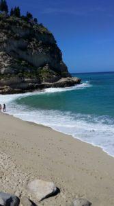 Tropea, il borgo e la marina-Calabria