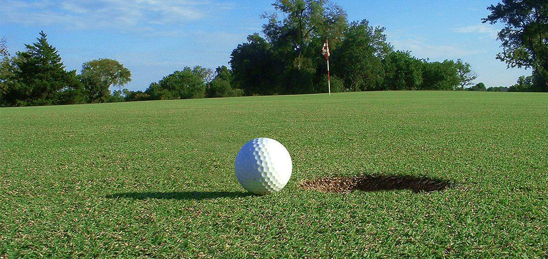 Golf e campo da golf