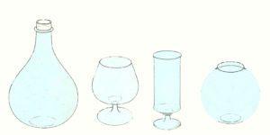 riciclo dei vasi in vetro