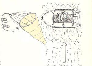 Gommone 3~ navigazione con cattivo tempo