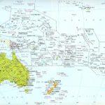 oceania, glossario dei luoghi di interesse