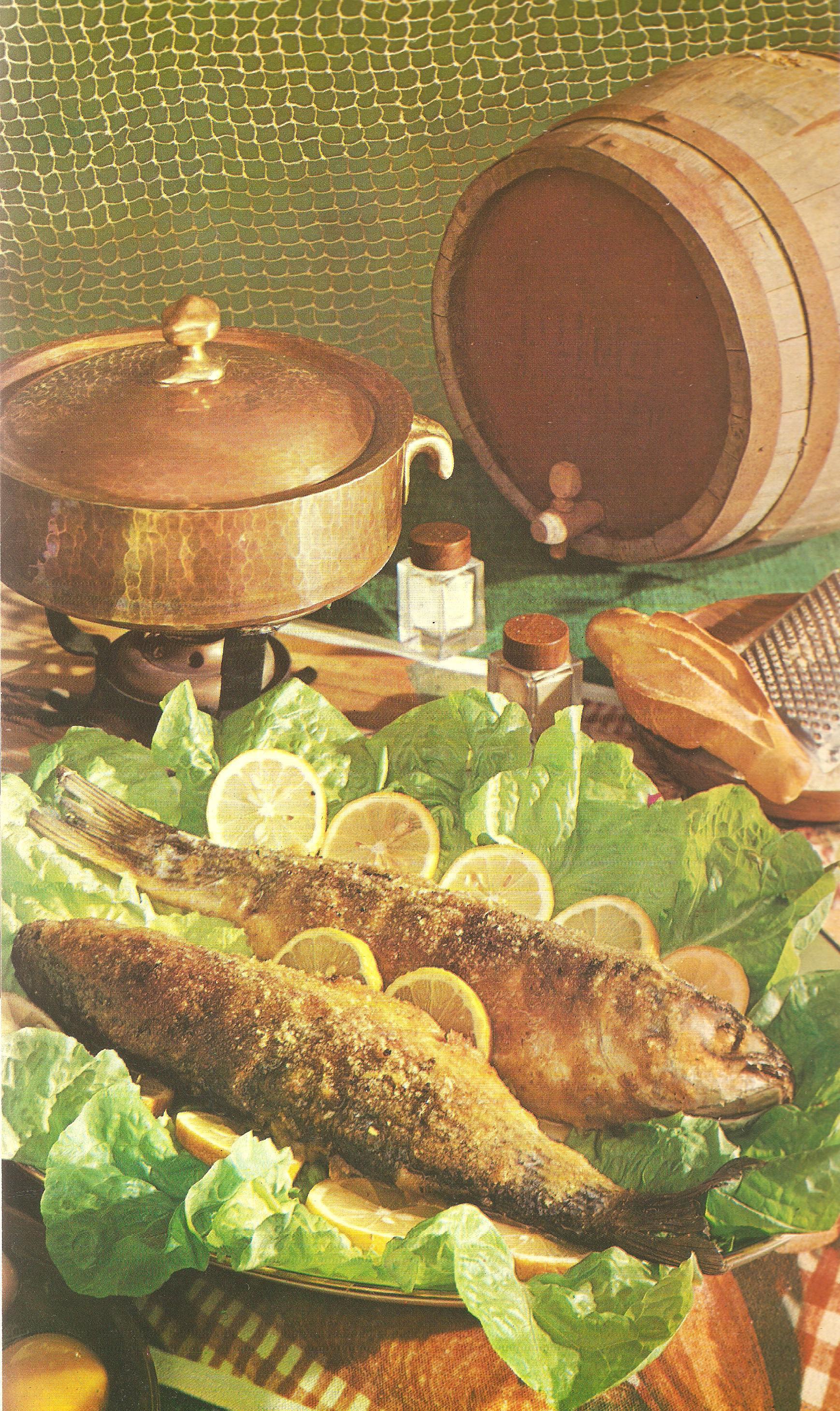 abbinare il vino ai piatti di pesce