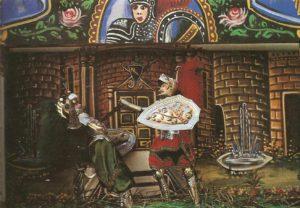 marionette artigianato sicilia