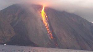 vulcani spiegati ai bambini