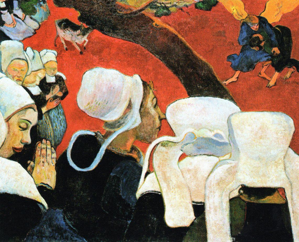 dopo impressionismo immagini dopo impressionismo opere dopo impressionismo artisti, dopo impressionismo quadri, gauguin opere