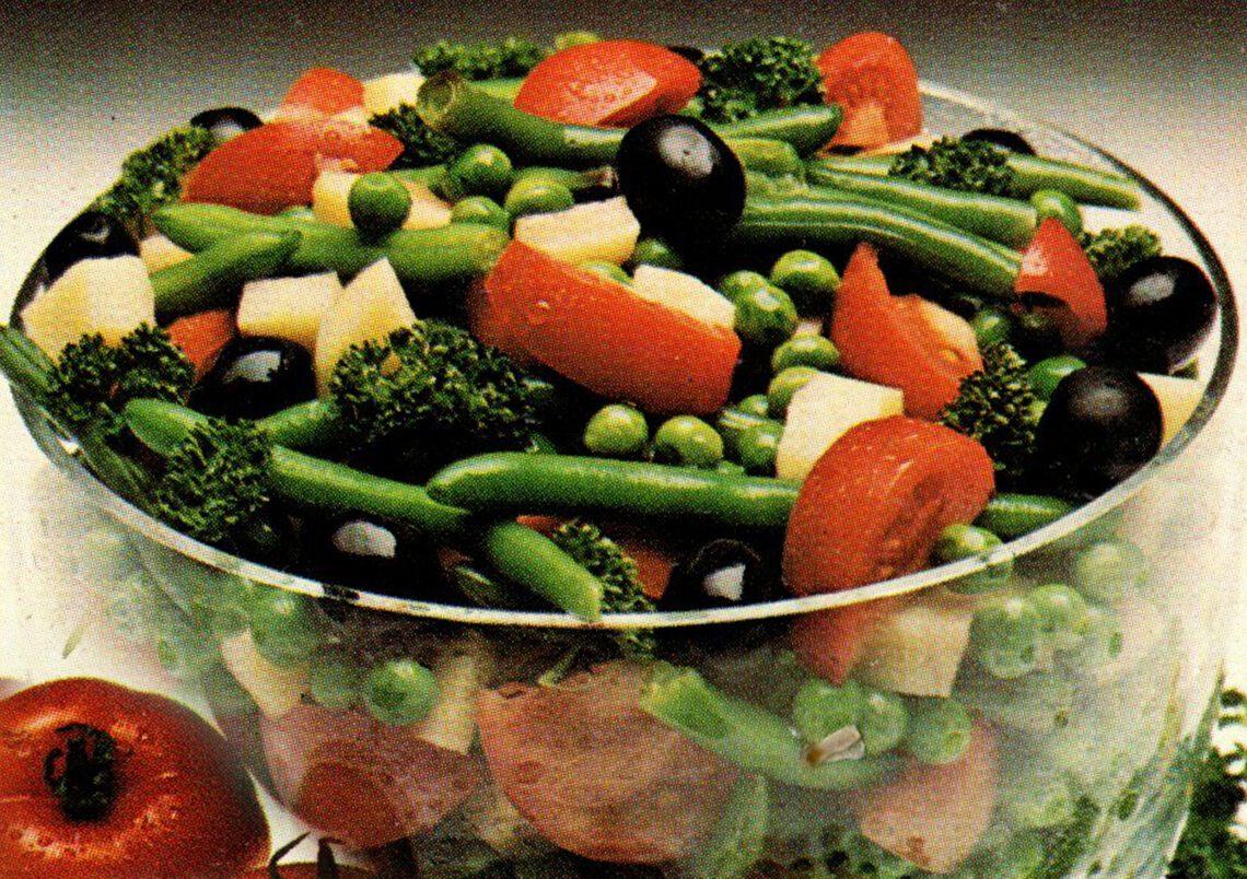 insalate, ricette