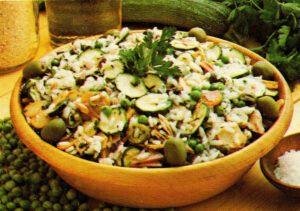 riso insalata